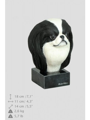 Japanese Chin - figurine - 2336 - 24880