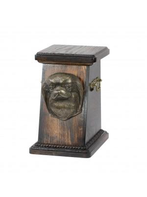 Japanese Chin - urn - 4220 - 39302