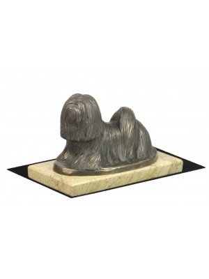 Lhasa Apso - figurine (bronze) - 4668 - 41767