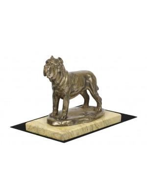 Neapolitan Mastiff - figurine (bronze) - 4682 - 41837