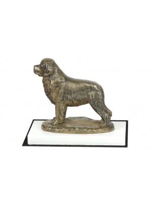 Newfoundland  - figurine (bronze) - 4577 - 41298
