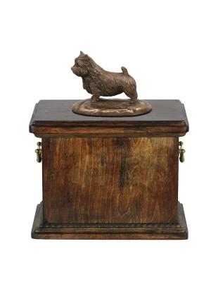 Norwich Terrier - urn - 4064 - 38317