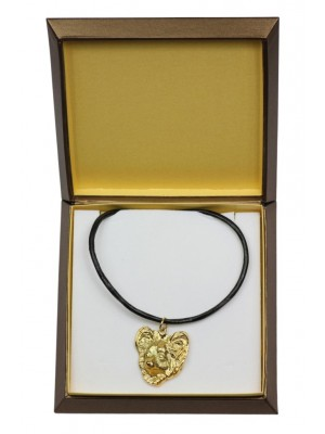 Papillon - necklace (gold plating) - 2533 - 27701