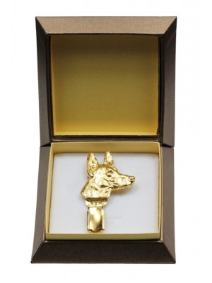 Pharaoh Hound - clip (gold plating) - 2623 - 28584