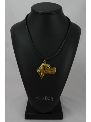 Pointer - necklace (gold plating) - 1003 - 36096