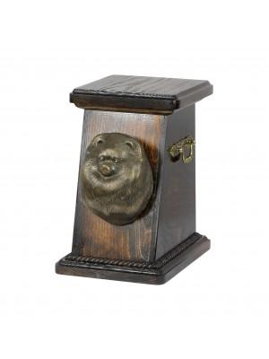 Pomeranian - urn - 4229 - 39356