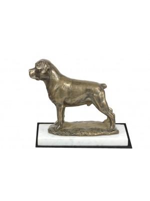 Rottweiler - figurine (bronze) - 4627 - 41562