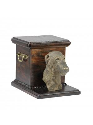 Scottish Deerhound - urn - 4123 - 38707