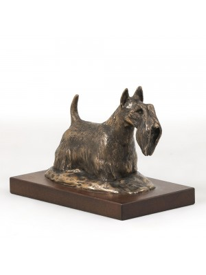 Scottish Terrier - figurine (bronze) - 620 - 2750