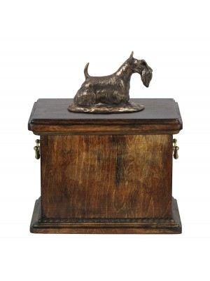 Scottish Terrier - urn - 4072 - 38367