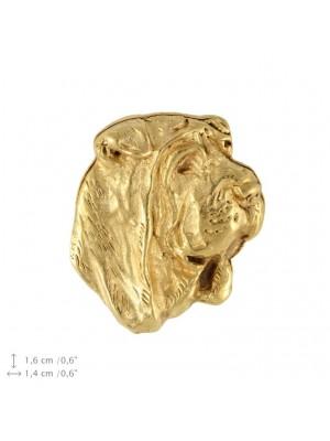 Shar Pei - pin (gold plating) - 2381 - 26125