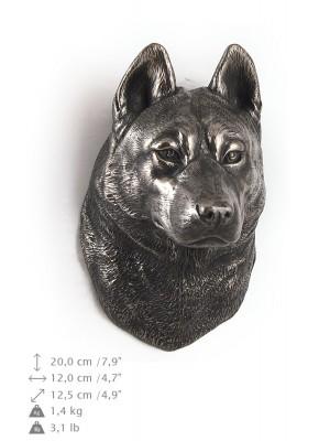 Siberian Husky - figurine (bronze) - 566 - 9924