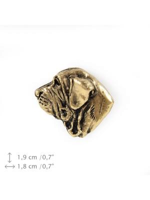 Spanish Mastiff - pin (gold plating) - 1517 - 7891