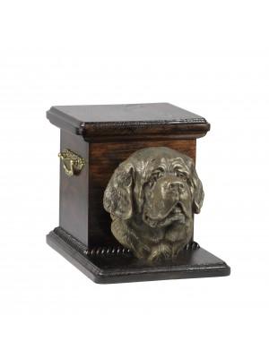 St. Bernard - urn - 4161 - 38935