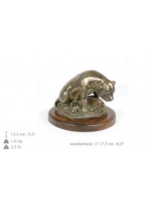 Staffordshire Bull Terrier - figurine (bronze) - 1600 - 22136
