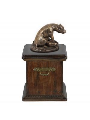Staffordshire Bull Terrier - urn - 4082 - 38443