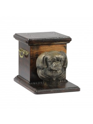Tibetan Spaniel - urn - 4169 - 38983