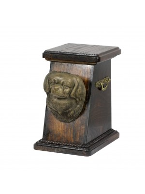 Tibetan Spaniel - urn - 4242 - 39434