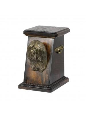 Tibetan Terrier - urn - 4243 - 39439