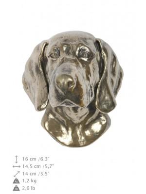 Weimaraner - figurine (bronze) - 570 - 22183