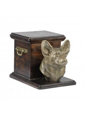 Welsh Corgi Pembroke - urn - 4119 - 38683
