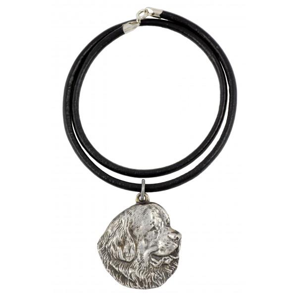 Newfoundland  - necklace (strap) - 179