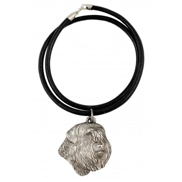 Bouvier des Flandres - necklace (strap) - 188