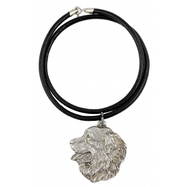 Bernese Mountain Dog - necklace (strap) - 213