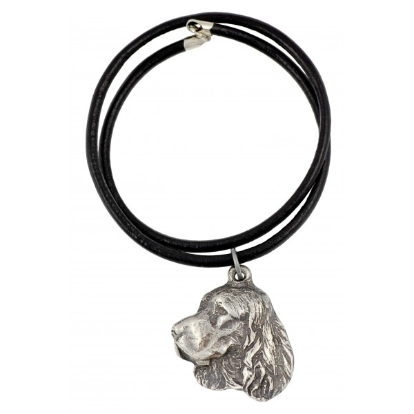 English Springer Spaniel - necklace (strap) - 397