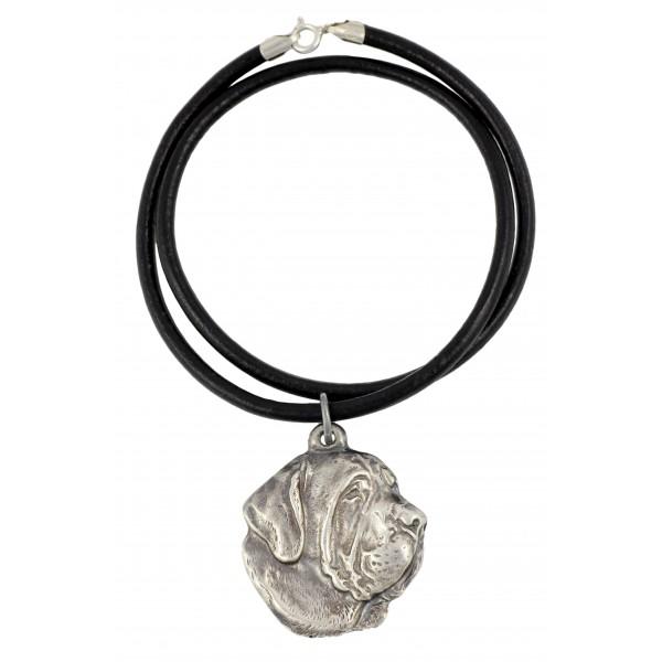 Spanish Mastiff - necklace (strap) - 398