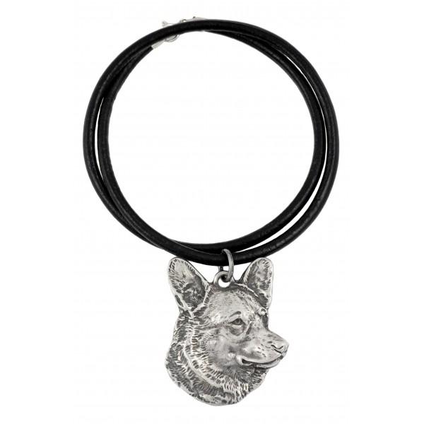 Welsh Corgi Cardigan - necklace (strap) - 418