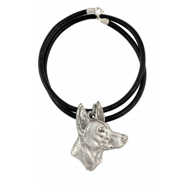 Pharaoh Hound - necklace (strap) - 423