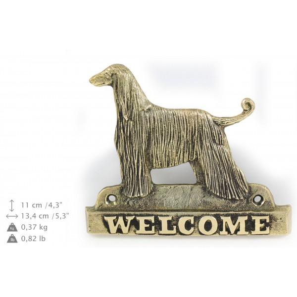 Afghan Hound - tablet - 372 - 7937