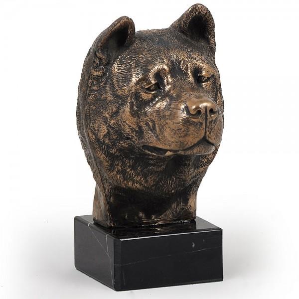 Akita Inu - figurine (bronze) - 162 - 2790