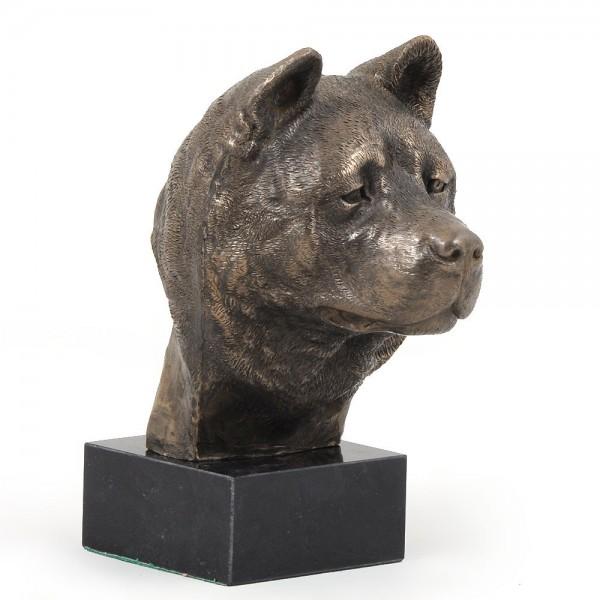 Akita Inu - figurine (bronze) - 162 - 3025