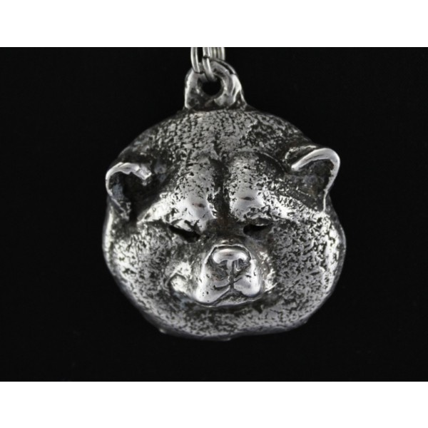 Akita Inu - necklace (strap) - 359 - 1329