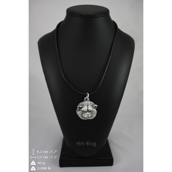 Akita Inu - necklace (strap) - 359 - 9009