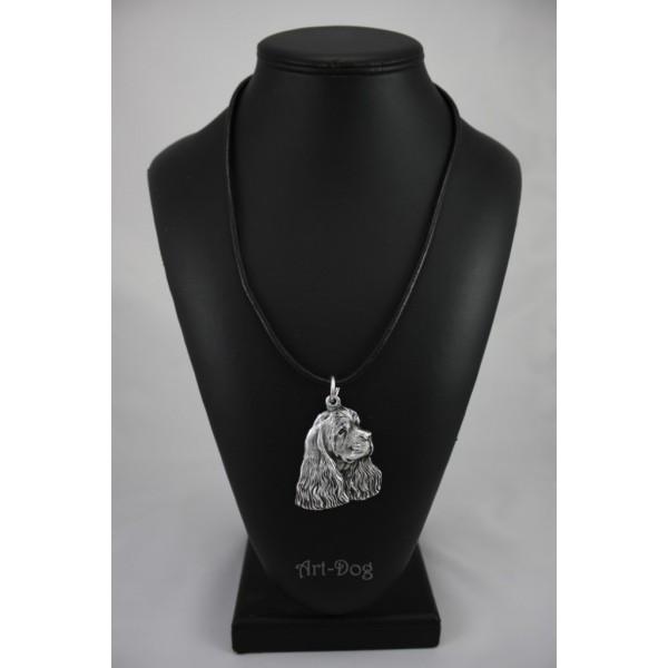 American Cocker Spaniel - necklace (strap) - 238 - 917