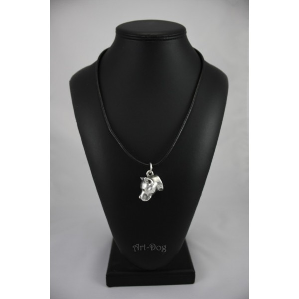 American Staffordshire Terrier - necklace (strap) - 185 - 802