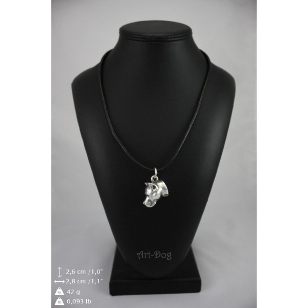 American Staffordshire Terrier - necklace (strap) - 185 - 8969