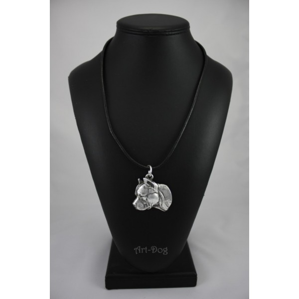 American Staffordshire Terrier - necklace (strap) - 350 - 1310