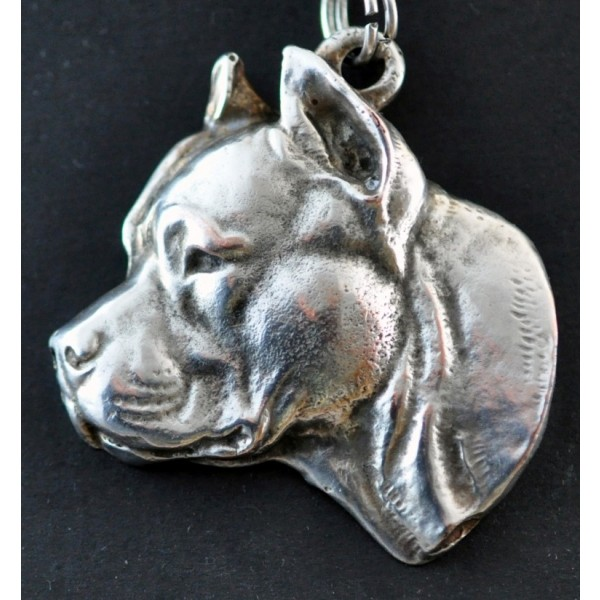 American Staffordshire Terrier - necklace (strap) - 350 - 1311