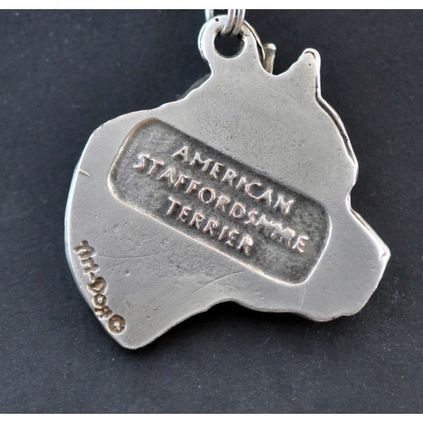 American Staffordshire Terrier - necklace (strap) - 350 - 1312