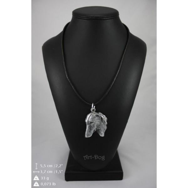 Azawakh - necklace (strap) - 421 - 9036