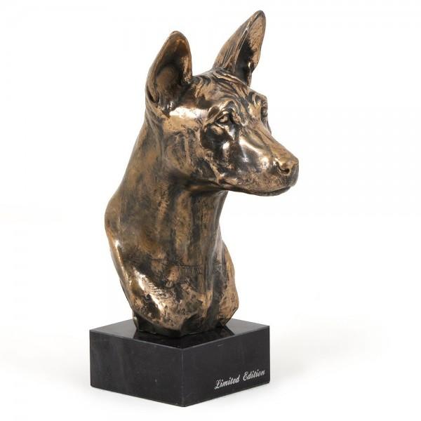 Basenji - figurine (bronze) - 169 - 2810