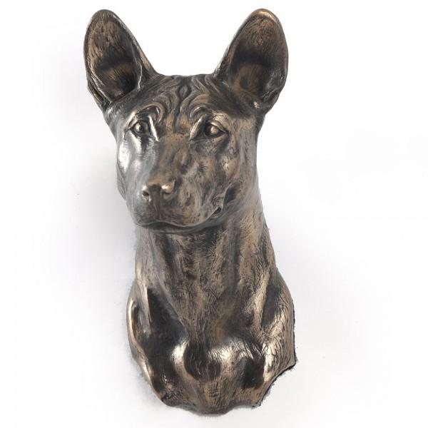 Basenji - figurine (bronze) - 354 - 2454
