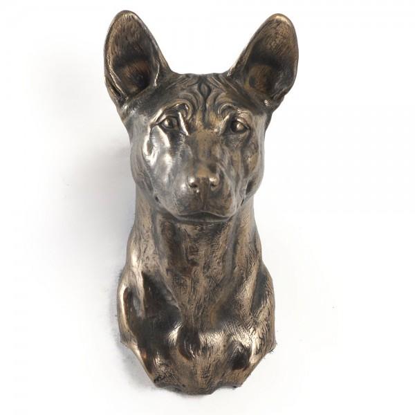 Basenji - figurine (bronze) - 354 - 2455