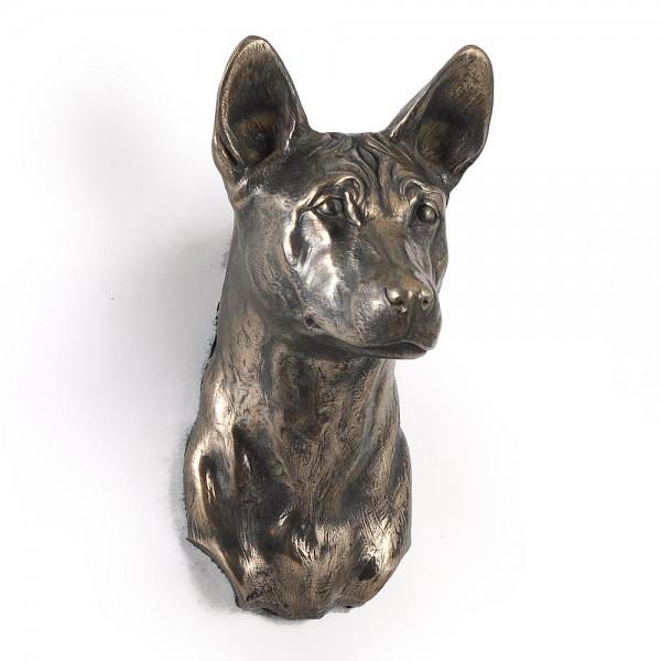 Basenji - figurine (bronze) - 354 - 2456