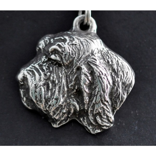 Basset Hound - necklace (strap) - 389 - 1401