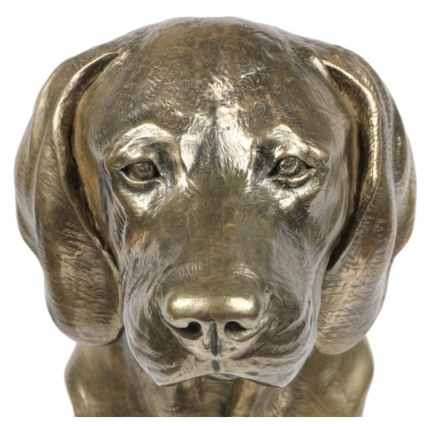 Bavarian Mountain Hound - figurine (bronze) - 171 - 22124